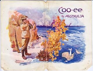 Coo-ee to Australia - WW1