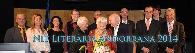Nit Literària Andorrana 2014