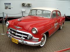 """Chevrolet mit """"Havana Club"""" Werbung ..."""