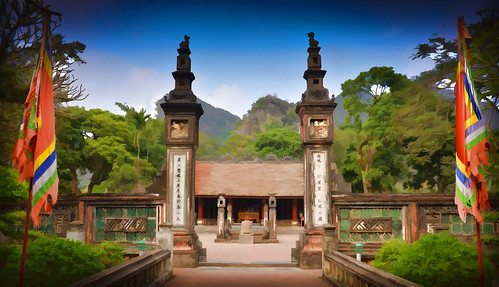 exteriors holidays hue mangojouneys temples topazlabs vietnam