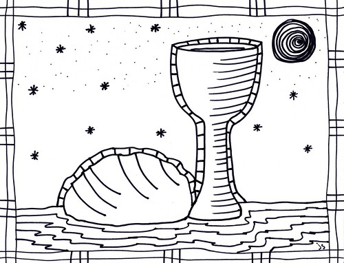 Holy Week coloring pages – Stushie Art