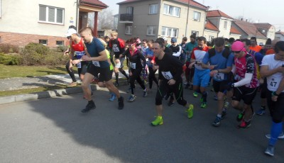V Grygově se přes koleje nejrychleji dostali Drmolenský a Fojtková