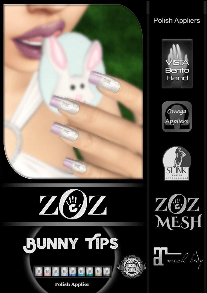{ZOZ} Bunny Tips pix L - SecondLifeHub.com
