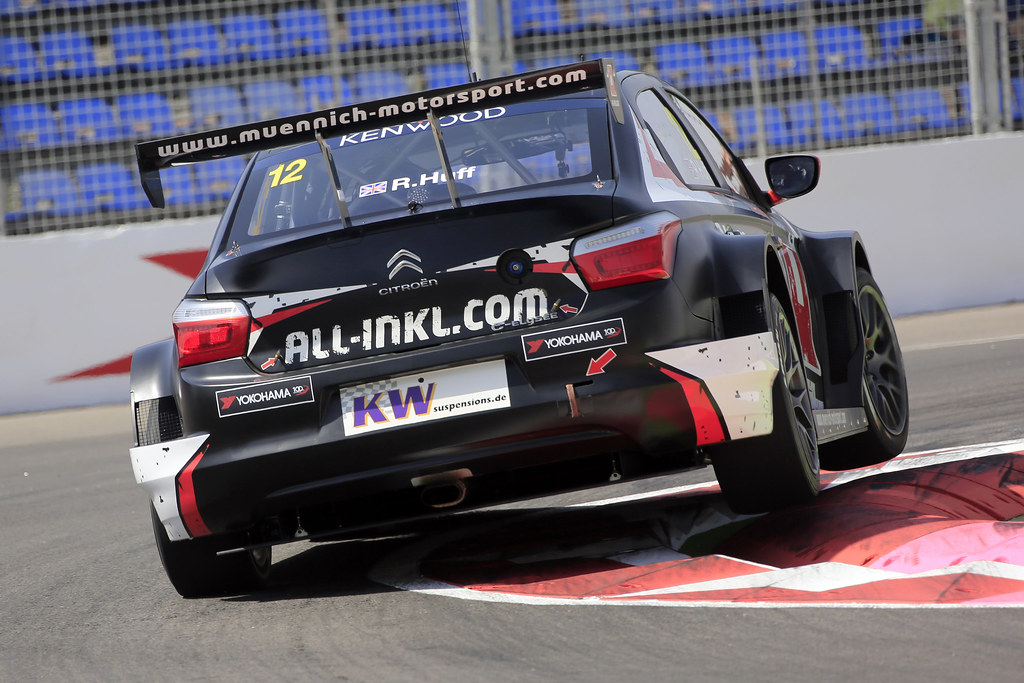 12 HUFF Rob (gbr) Citroën C-Elysée team ALL-INKL.COM Münnich Motorsport action during the 2017 FIA WTCC World Touring Car Race of Morocco at Marrakech, from April 7 to 9 - Photo Paulo Maria / DPPI