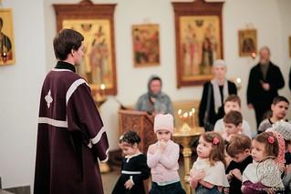 Литургия в Спасском соборе 570