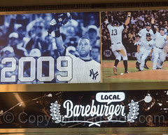 2009 Yankees Photographs, Yankee Stadium, The Bronx, New York City