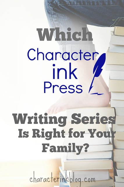 Which Character Ink Writing Press Series Is Right for Your Family2