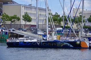 Team Belgium's Racing Yacht Oxigen