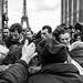 François Fillon during Trocadéro meeting by Photos-Change-The-World
