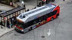 WMATA Metrobus 2015 New Flyer Xcelsior XN40 #2858
