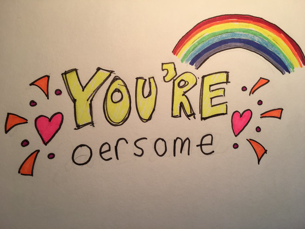 You're OERsome