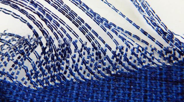Blue wave Vague bleue, Nikon COOLPIX S9700