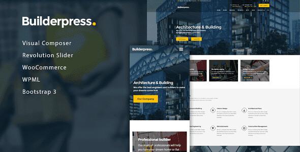 BuilderPress WordPress Theme free download