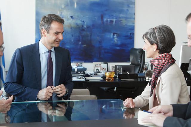 Με την Πρέσβη της Μεγάλης Βρετανίας, κυρία Kate Smith, Canon EOS-1D X MARK II, Canon EF 24-70mm f/2.8L USM