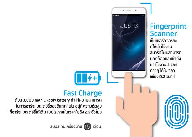 Dtac Phone 4G S3 T3 X3 03
