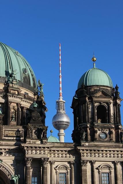Berliner Dom meets Fernsehturm
