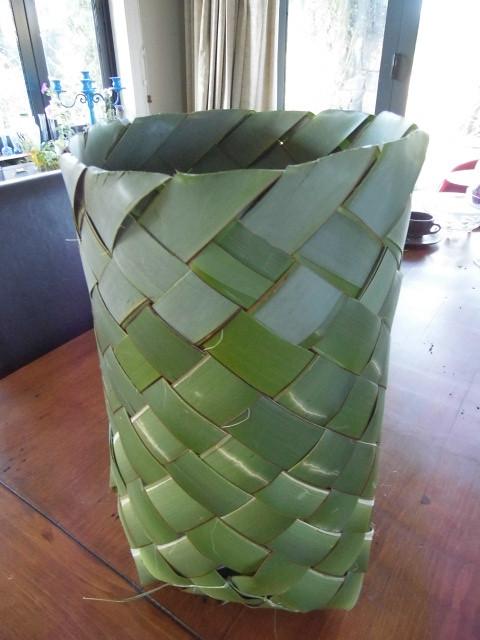 Flax basket (2)