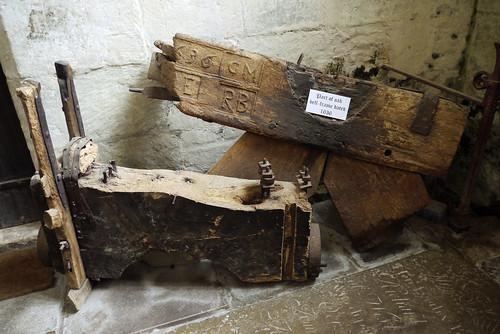 1636 Bell Frame