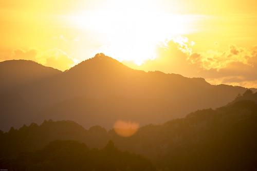 sunset mi 日本 夕焼け 千葉県 mineoka 鴨川市 嶺岡 西野尻 曽呂 嶺岡山系