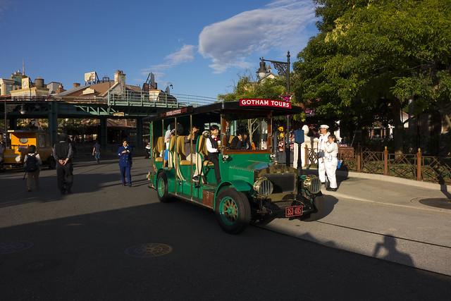 Tokyo DisneySea - Big City Vehicles
