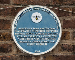Photo of Blue plaque number 32902