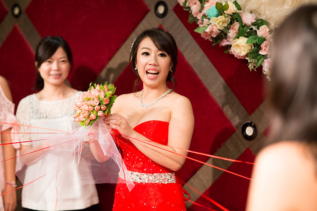 清池 & 韻如 婚禮記錄318