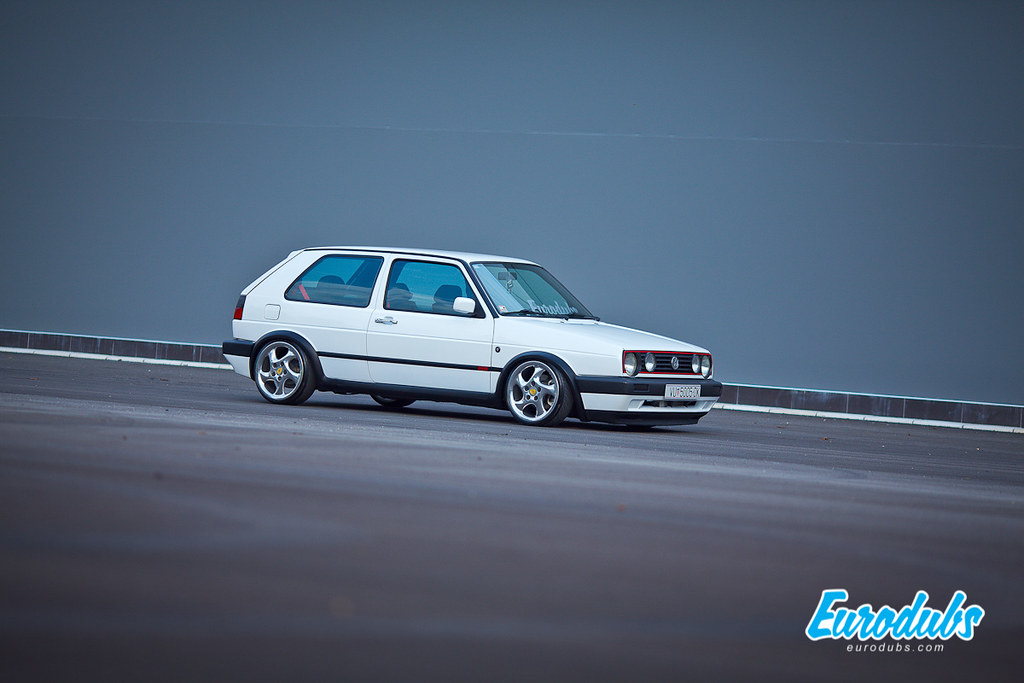 Croatian Golf Mk2 Tdi Dragan Eurodubs