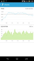 20141020_RunKeeper(Walking)charts