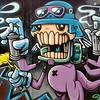 Love this from @spzero76 on Leonard street #Streetart #streetartlondon