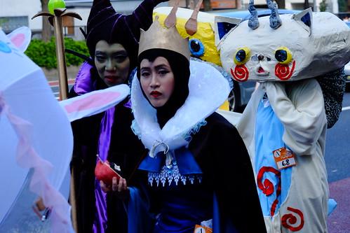 Kawasaki Halloween parade 2014 33