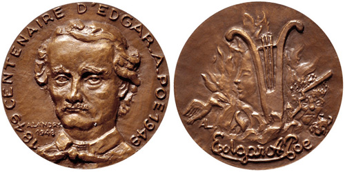 Poe-French-Medal