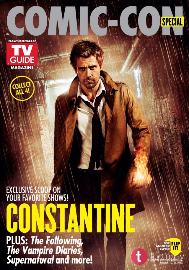 Phim Constantine - Thiên Thần Địa Ngục - Constantine