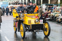 London to Brighton Vintage Car Run LBVCR