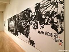 Pan Gongkai: Withered Lotus Cast in Iron