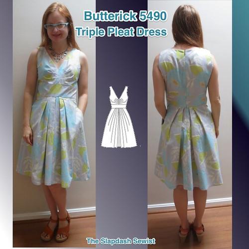 Butterick 5490 Thumbnail