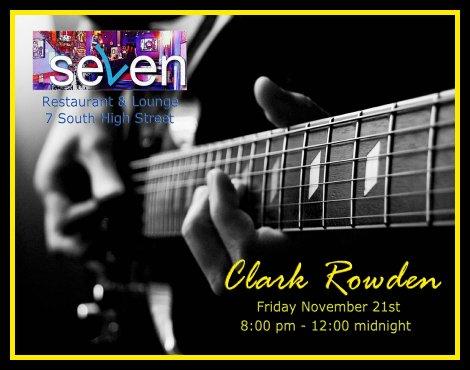 Clark Rowden 11-21-14