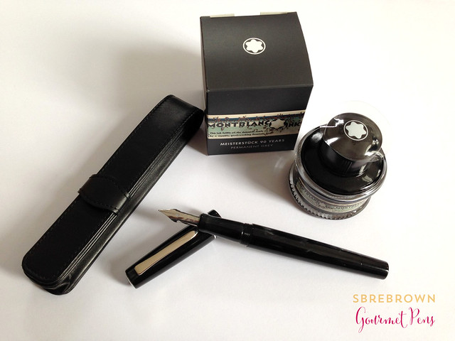 @FountainPenDay赠品@美食家@SBREBrown @MarlenItalia @Montblanc_US @Montblanc_World