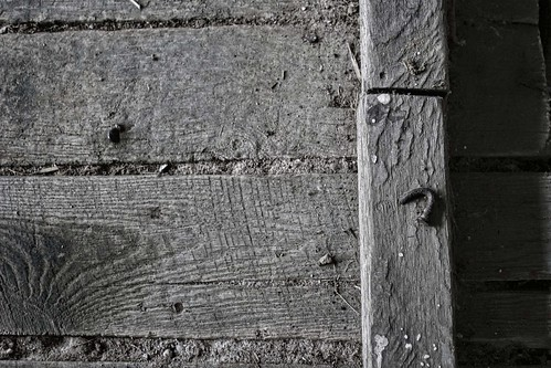 Covered Bridge, Arney Run Park: Bent Nail