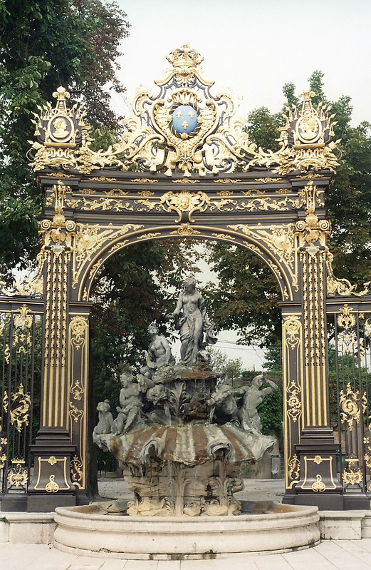 Nancy - Place Stanislas-17