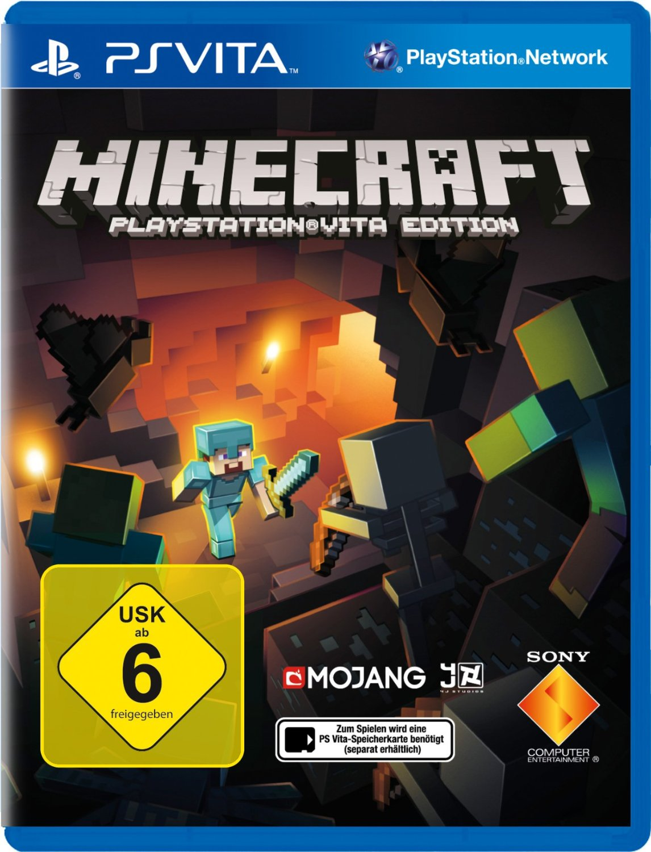 Minecraft PSVita_2D Pack_PEGI