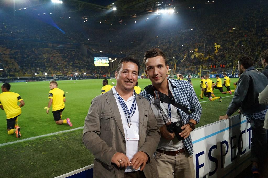 Fußballkommentator Werden