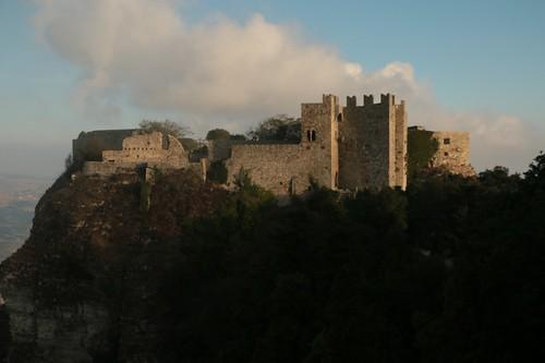 Erice: Castello di Venere