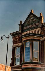 J.W. Ranstead Building, 1892