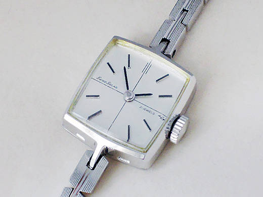 vintage SEIKO ladies' watch ('68)