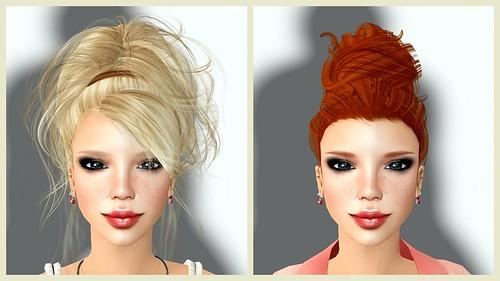 Hair today, blonde tomorrow (Izzie's Patty skin)