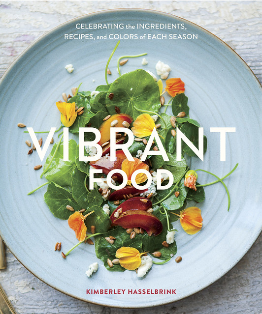 Vibrant Food Cookbook Giveaway