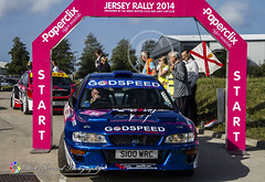 Paperclix Jersy Rally 2014