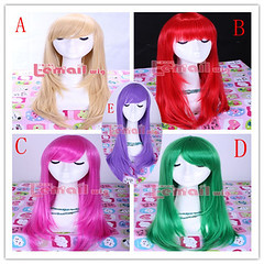 5 Colors Anime Smooth 55
