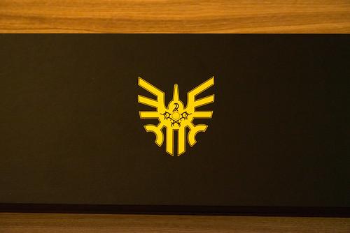 ロトの紋章が刻まれている