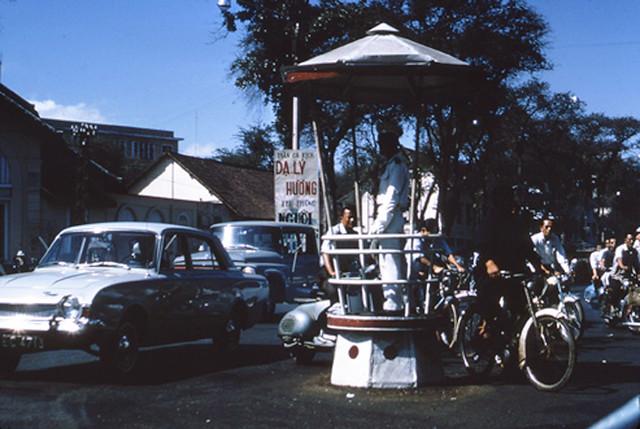 SAIGON 1965 - Ngã tư Lê Lợi-Pasteur